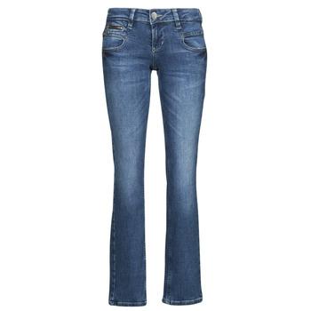 Vêtements Femme Jeans droit Freeman T.Porter ALEXA STRAIGHT SDM
