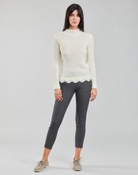 Abbigliamento Donna Pantaloni 5 tasche Freeman T.Porter ADELIE PRINCESS