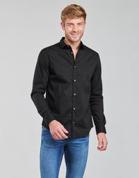 Vêtements Homme Chemises manches longues Emporio Armani 8N1C09