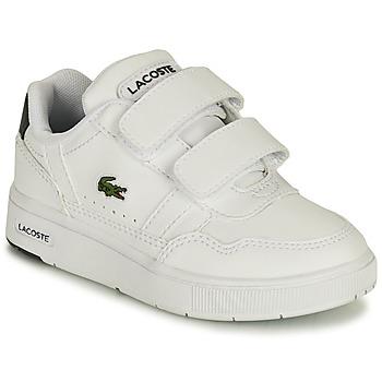 Chaussures Enfant Baskets basses Lacoste T-CLIP 0121 1 SUI