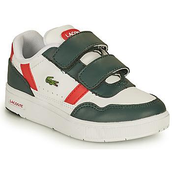 Chaussures Enfant Baskets basses Lacoste T-CLIP 0121 2 SUI