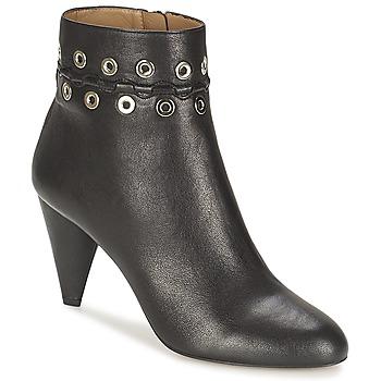 Schuhe Damen Ankle Boots Sonia Rykiel MINI ŒILLETS Schwarz