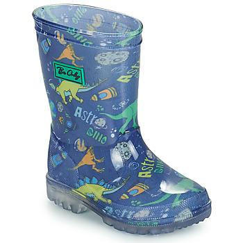 Chaussures Garçon Bottes de pluie Be Only DINO FLASH