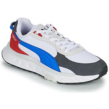 Schuhe Herren Sneaker Low Puma WILD RIDER COLLIN Bunt