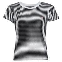 Abbigliamento Donna T-shirt maniche corte Guess ES SS GUESS LOGO BABY TEE