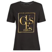 Abbigliamento Donna T-shirt maniche corte Guess SS CN SIMONNE TEE