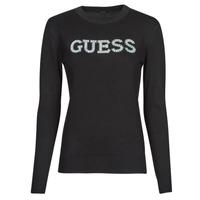 Kleidung Damen Pullover Guess ELVIRE RN LS SWTR