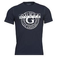 Abbigliamento Uomo T-shirt maniche corte Guess DOUBLE G CN SS TEE