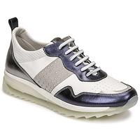 Schuhe Damen Sneaker Low Dorking VIP Weiß
