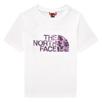 Abbigliamento Bambina T-shirt maniche corte The North Face EASY BOY TEE