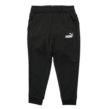 Abbigliamento Bambino Pantaloni da tuta Puma ESSENTIAL SLIM PANT