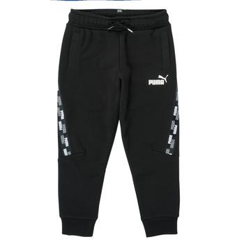 Vêtements Garçon Pantalons de survêtement Puma PUMA POWER TAPE PANT