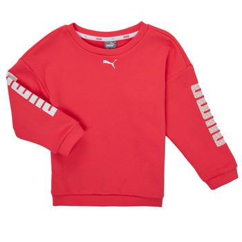 Vêtements Fille Sweats Puma ALPHA CREW SWEAT