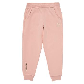 Vêtements Fille Pantalons de survêtement Puma T4C SWEATPANT
