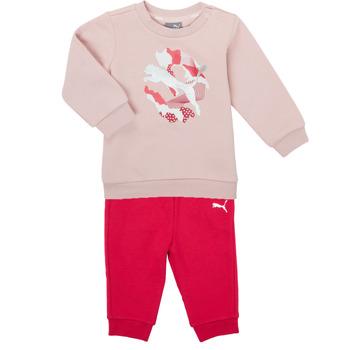 Vêtements Fille Ensembles enfant Puma Minicats ALPHA Crew Jogger FL