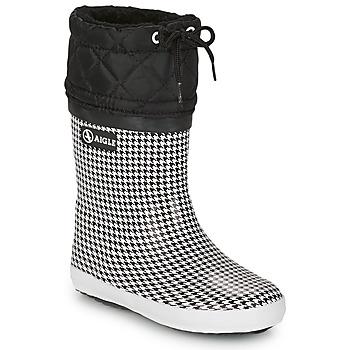 Chaussures Fille Bottes de neige Aigle GIBOULEE PRINT