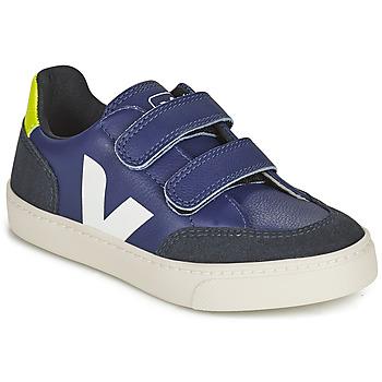 Chaussures Enfant Baskets basses Veja SMALL V-12 VELCRO