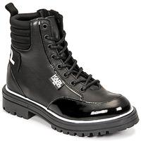 Chaussures Fille Bottes ville Karl Lagerfeld HOLISTA