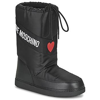 Chaussures Femme Bottes de neige Love Moschino JA24032G1D