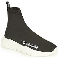 Chaussures Femme Baskets montantes Love Moschino JA15343G1D