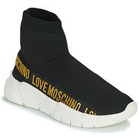 Chaussures Femme Baskets montantes Love Moschino JA15633G0D