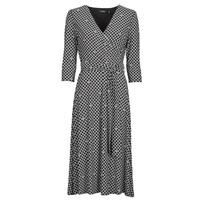 Abbigliamento Donna Abiti lunghi Lauren Ralph Lauren CARLYNA-3/4 SLEEVE-DAY DRESS
