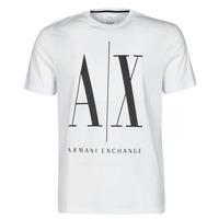 Vêtements Homme T-shirts manches courtes Armani Exchange HULO
