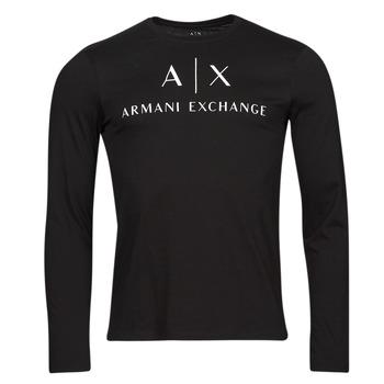 Vêtements Homme T-shirts manches longues Armani Exchange 8NZTCH