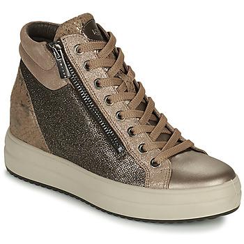 Scarpe Donna Sneakers alte IgI&CO DONNA SHIRLEY