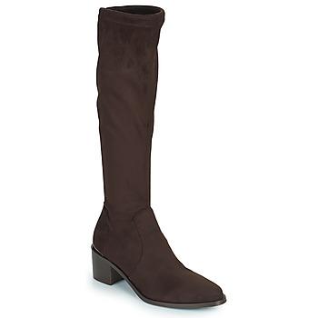 Chaussures Femme Bottes ville JB Martin JOLIE TTX EBENE DCV / GOMME