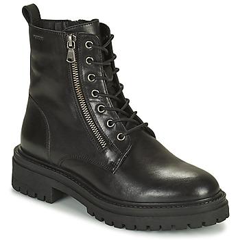 Schuhe Damen Low Boots Geox IRIDEA
