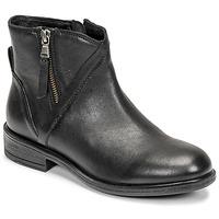 Schuhe Damen Low Boots Geox CATRIA
