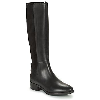 Schuhe Damen Klassische Stiefel Geox FELICITY