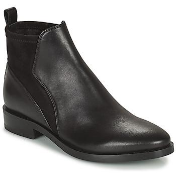 Schuhe Damen Boots Geox DONNA BROGUE