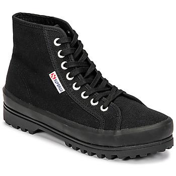 Scarpe Donna Sneakers alte Superga 2341 ALPINA COTU