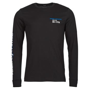 Vêtements Homme T-shirts manches longues Diesel T-DIEGOS-LS-K25
