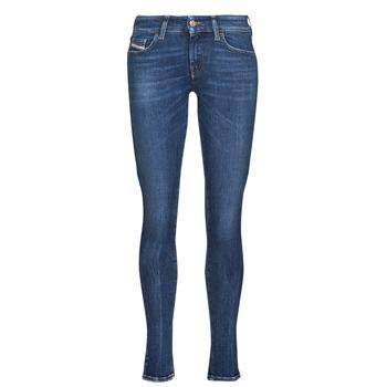 Abbigliamento Donna Jeans skynny Diesel SLANDY-LOW