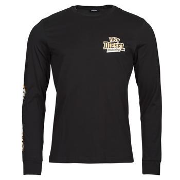 Vêtements Homme T-shirts manches longues Diesel T-DIEGOS-LS-K27