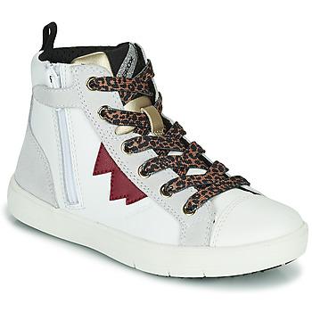 Scarpe Bambina Sneakers alte Geox SILENEX