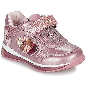 Schuhe Mädchen Sneaker Low Geox TODO