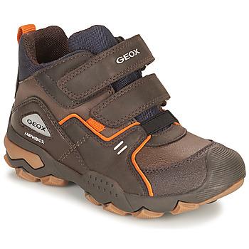 Chaussures Garçon Boots Geox BULLER ABX