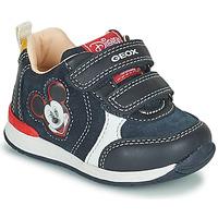 Chaussures Garçon Baskets basses Geox RISHO