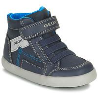 Scarpe Bambino Sneakers alte Geox GISLI