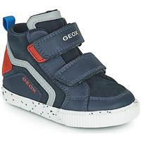 Scarpe Bambino Sneakers alte Geox KILWI
