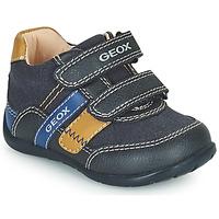 Chaussures Garçon Baskets basses Geox ELTHAN