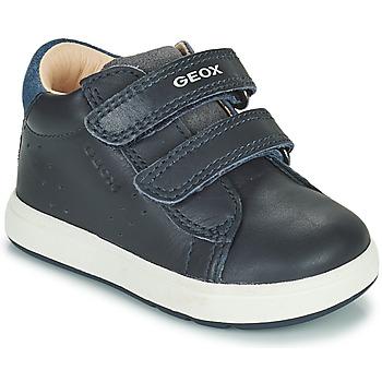 Chaussures Garçon Baskets basses Geox BIGLIA