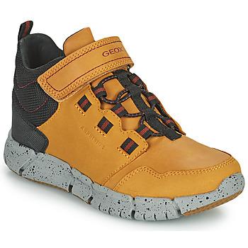 Chaussures Garçon Boots Geox FLEXYPER ABX