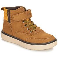 Chaussures Garçon Boots Geox RIDDOCK WPF
