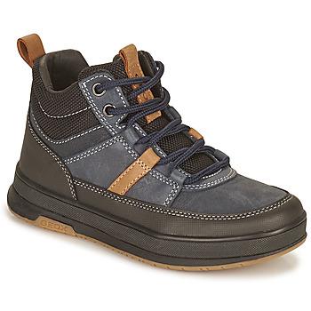 Chaussures Garçon Boots Geox ASTUTO