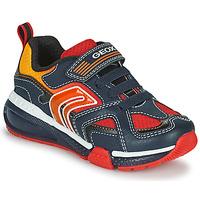 Chaussures Garçon Baskets basses Geox BAYONYC